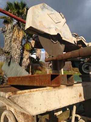 Concrete chop saw for Sale in Norwalk, CA