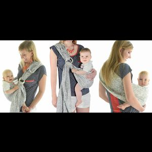 Ring Sling Baby Carrier/Nursing Cover for Sale in Lancaster, OH