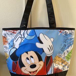 Disney Ink & Paint Tote Bag Mickey Mouse for Sale in San Diego, CA