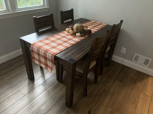 5-Piece Dining Table Set for Sale in Falls Church, VA