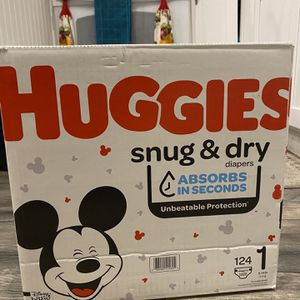 Size 1 Diapers for Sale in Long Beach, CA