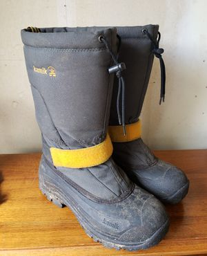 Kamik Waterproof Snow / Work Boots. Size 12. for Sale in Gig Harbor, WA