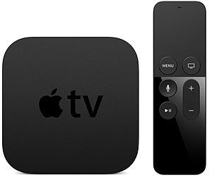 Apple TV 4K With Unlimited Free Movies & TV Shows for Sale in Madera, CA