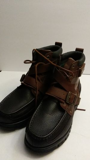U.S Polo men boots. Size 11 great condition for Sale in Orlando, FL