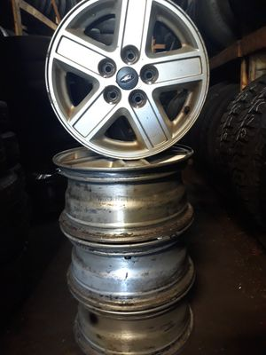 15 inches Ford rims for sale for Sale in Cleveland, OH