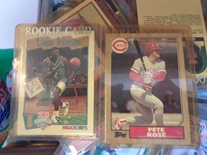 Baseball football hockey and basketball cards for Sale in Miami, FL