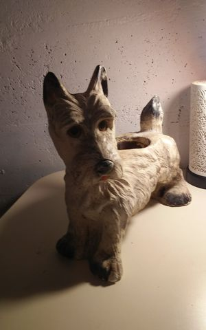 Vintage dog planter for Sale in Perryville, MO