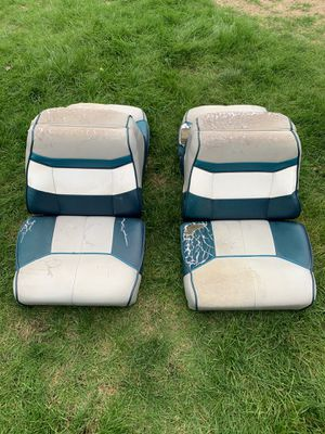 Bayliner boat seats OBO for Sale in Tacoma, WA