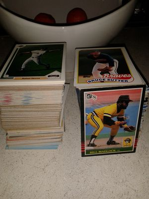 Baseball cards for Sale in Austin, TX