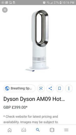 Dyson Am09 new for Sale in San Mateo, CA