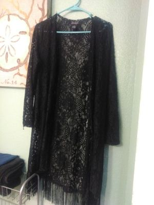 Cardigan black for Sale in Madera, CA