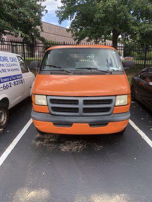 1998 Dodge Ram Carpet Cleaning Van for Sale in Doraville, GA
