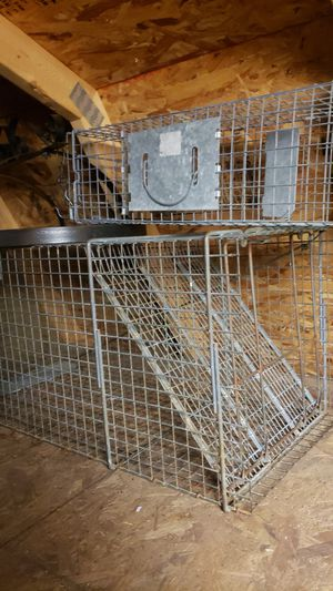 Live traps for Sale in Chesapeake, VA