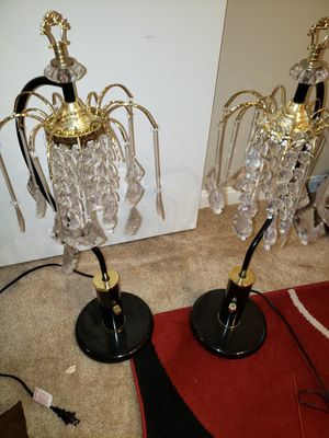 End Table Lamps for Sale in Tuscaloosa, AL