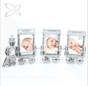 Gift For Baby & Mom Crystal Photo Frame for Sale in Hanover, MD