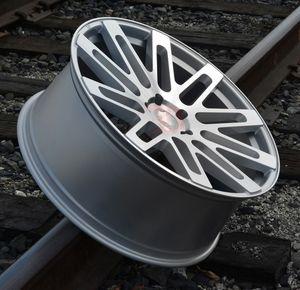 """New 24"""" R24 5x120 Silver Wheels for Sale in Miami, FL"""