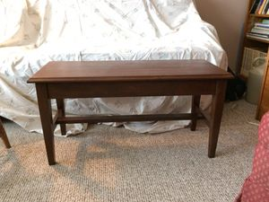 Restored piano bench for Sale in Bloomington, IL