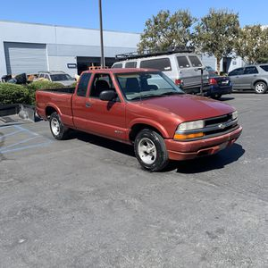 Chevy s10 99 for Sale in Ontario, CA