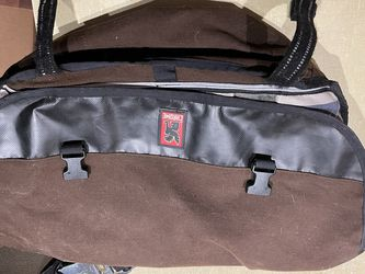 Chrome Custom Messenger Bag For Sale for Sale in Canby,  OR