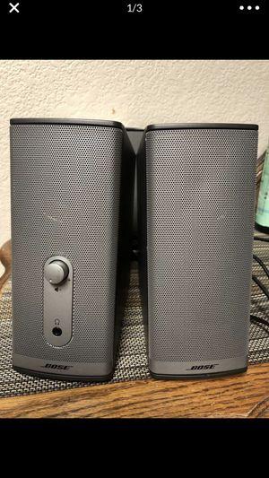 Bose Companion 2 Series II Multimedia Speaker System for Sale in Lynnwood, WA