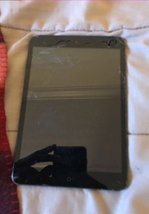 Old used ipad .. for Sale in Jacksonville, FL