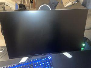 Alienware 240HZ Ips Monitor 24.5 inch for Sale in Murfreesboro, TN