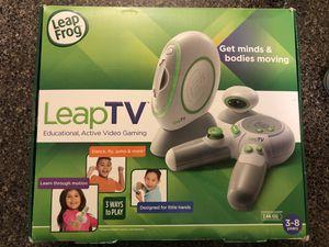LeapFrog LeapTV Educational Gaming System for Sale in Malden, MA