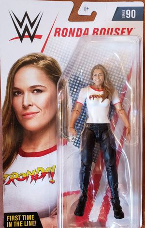 New WWE Ronda Rousey Action Figure. for Sale in Apopka, FL