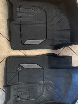 mats in good condition I only used them for a month totally clean they are two from efferent and two from back for Sale in Peyton,  CO
