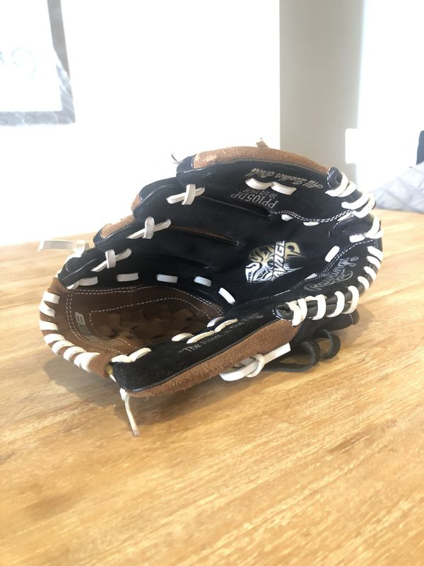 Rawlings 10 1/2 Inch Right Handed Thrower Glove Pp105dp All Leather
