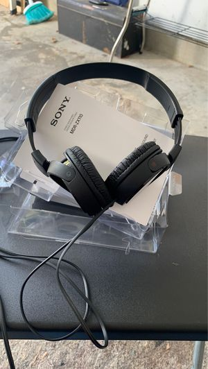 Sony headphones for Sale in Lorton, VA