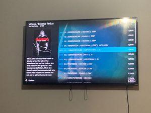 Vizio smart 55 inches led TV for Sale in Newark, NJ