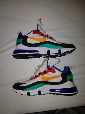 Nike air max react Bauhaus size 7.5 for Sale in Kissimmee, FL