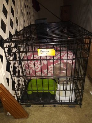 Medium dog kennel for Sale in Cincinnati, OH
