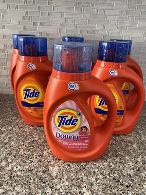 $3 Each Tide Firm!Pick Up Only Vegas Dr and Rainbow for Sale in Las Vegas, NV