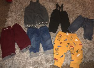 Baby boy clothes 9/12 m for Sale in Denver, CO