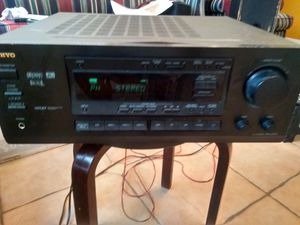 Onkyo receiver model tx-ds 575 for Sale in Alafaya, FL