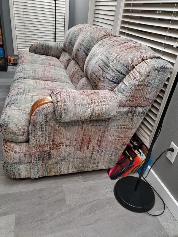 3 cushion couch sofa