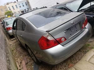 **INFINITI M35x REAR EXTERIOR PARTS ONLY** for Sale in Brooklyn, NY