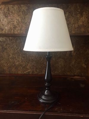 Black table lamps for Sale in Chesapeake, VA