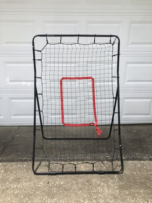 Baseball practice net for Sale in Windermere, FL