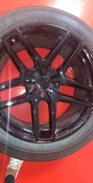 2 Mercedes Black on Black AMG Rims for Sale in Tampa, FL