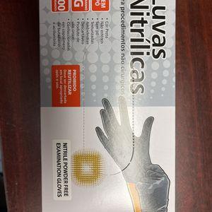 Nitrile Gloves Size Large for Sale in Miami, FL