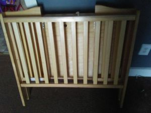 Folding baby crib for Sale in Columbus, OH