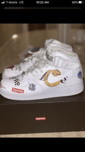 Supreme Air Force 1 for Sale in Brier, WA