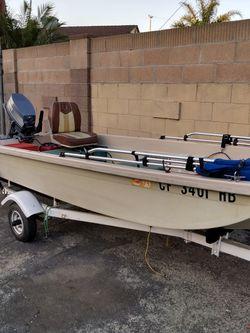 12ft Fishing Boat for Sale in Norwalk,  CA