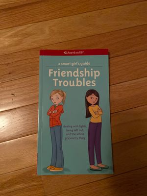 American Girl Doll - a smart girls guide to friendship troubles for Sale in Bailey's Crossroads, VA