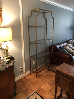 Glass shelves for Sale in Bethesda, MD