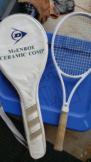 Dunlop tennis racket for Sale in Anaheim, CA