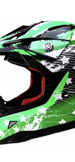 Motocross Youth Kids Helmet DOT Approved - YEMA YM-211 for Sale in Los Angeles,  CA